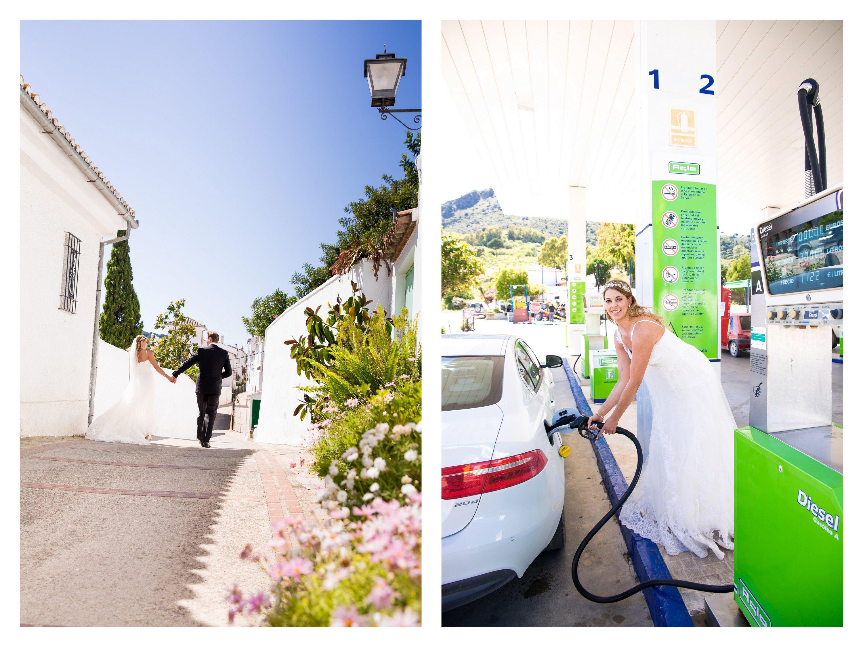 wedding marbella andalucia spain