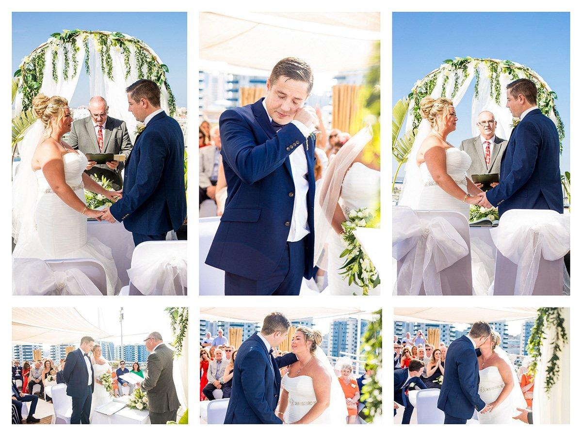 wedding gibraltar spain photography