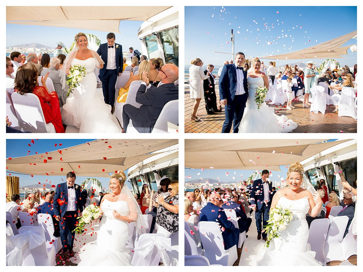 wedding gibraltar spain photography