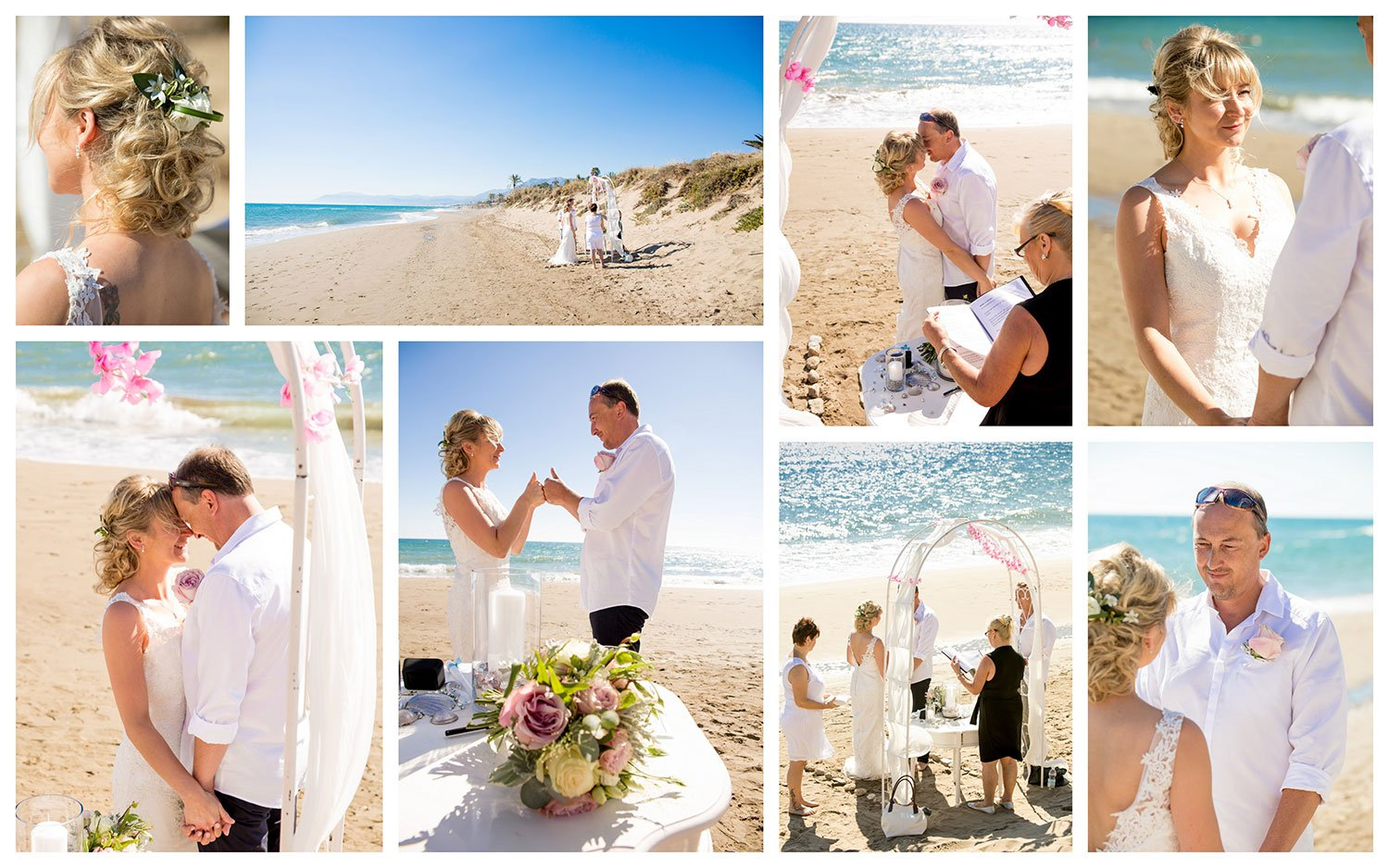 wedding marbella photos
