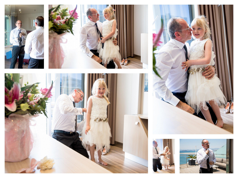 sunborn gibraltar wedding